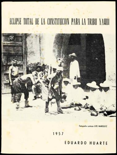 Eclipse total de la Constitución para la Tribu Yaqui.