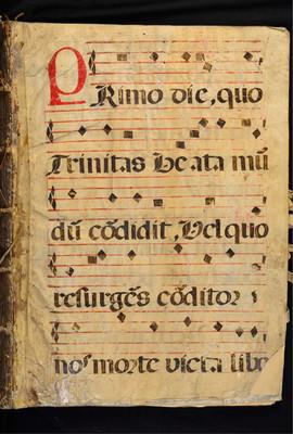 Libro de coro Canto llano 10-136872b
