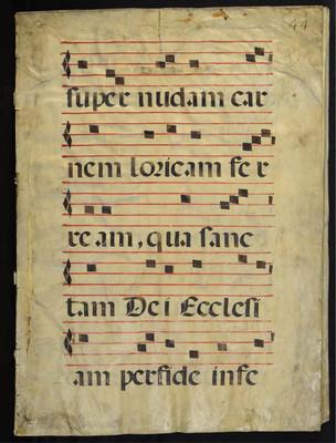Libro de coro Canto llano 10-136883