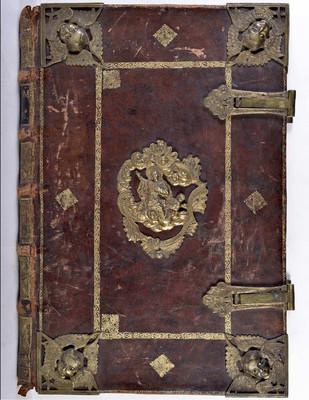 Libro de coro Canto llano 10-12517