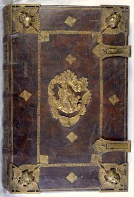 Libro de coro Canto llano 10-12518