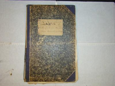 Libro de Cuentas num. 12