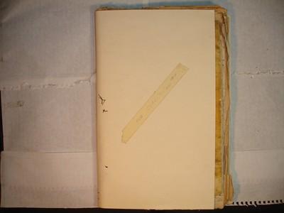 Libro de Inventarios num. 8