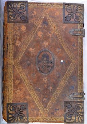 Libro de coro Canto llano 10-12527