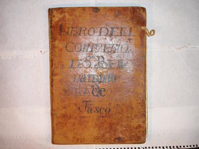 Libro de conventos num. 1