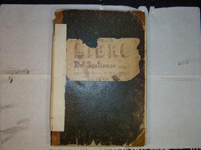 Libro de Bautizos num. 71