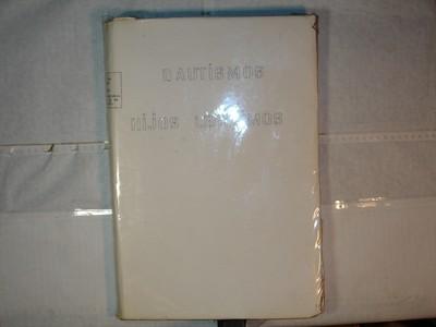 Libro de Bautizos num. 98