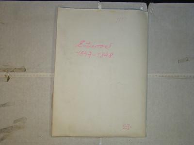 Libro de Entierros num. 26
