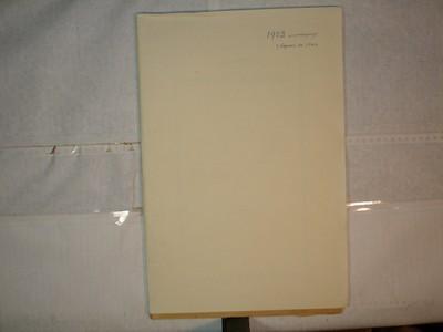 Libro de Información Matrimonial num. 70
