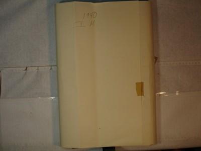 Libro de Información Matrimonial num. 106