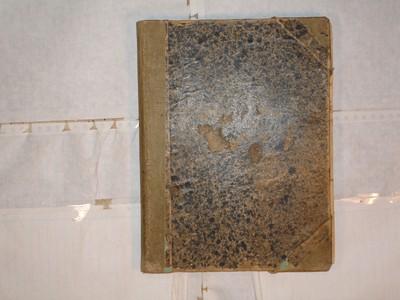 Libro de Información Matrimonial num. 107