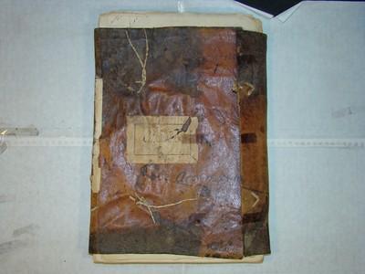 Libro de Matrimonios num. 24