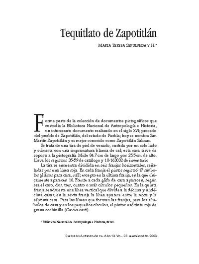 Tequitlato de Zapotitlán