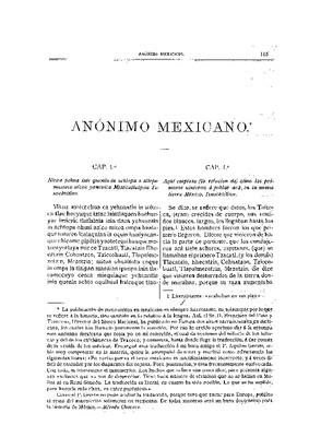 Señoríos toltecas chichimecas de Texcoco