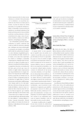 Sydney Mintz y Richard Price, El origen de la cultura africano-americana. Una perspectiva antropológica,México, CIESAS/UAM/UIA, 2012