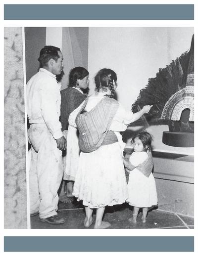 La condición etnográfica Alejandra Gómez Colorado* en el Museo Nacional de Antropología