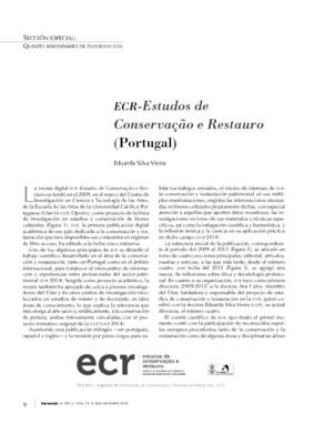 ECR- Estudos de Conservação e Restauro (Portugal)