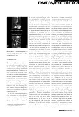 Censores trabajando. De cómo los  Estados dieron forma a la literatura, Mexico