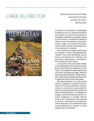 Carta del Director