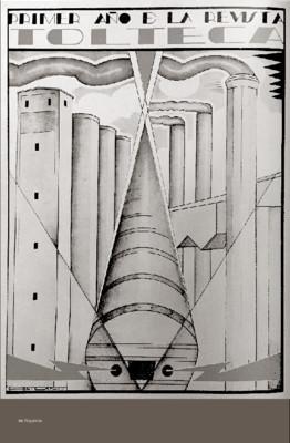 Arte, industria y publicidad: La Tolteca, 1931