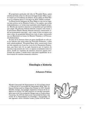 Etnología e historia