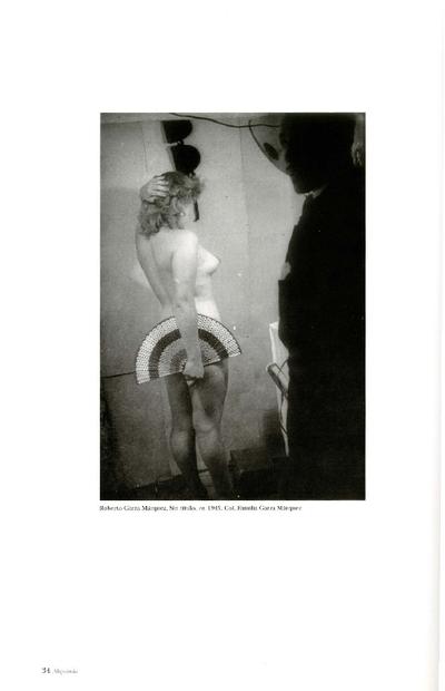 La fotografía erótica en la colección Garza Márquez