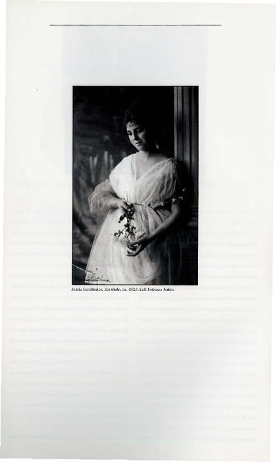 Mujeres en el proceso fotográfico (1880-1950)