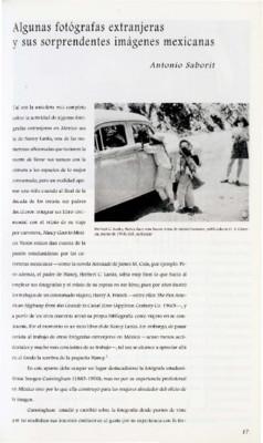 Algunas fotógrafas extranjeras y sus sorprendentes imágenes mexicanas