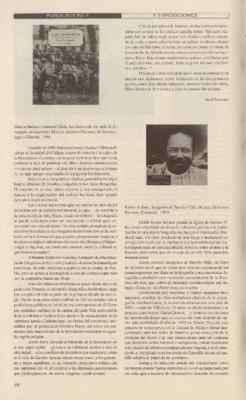 Publicaciones y exposiciones