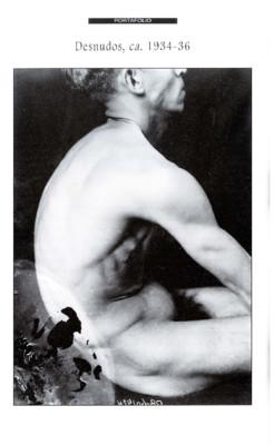 Desnudos, ca. 1934-36