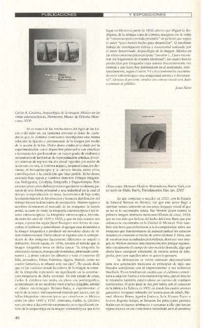 Otras cosas. Mexican moderns abstractions
