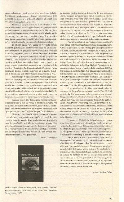 Tina Modotti. The Mexican Renaissance