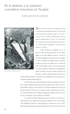 De lo modesto a lo suntuoso: Costumbres funerarias en Yucatán
