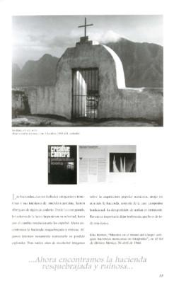 Antiguas haciendas mexicanas en fotografías