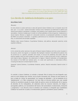Los claveles de Andalucía deshojados a su paso