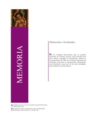 Museo Nacional del Virreinato: una historia en construcción