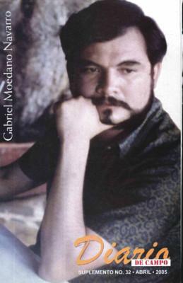 Suplemento 32. Gabriel Moedano Navarro