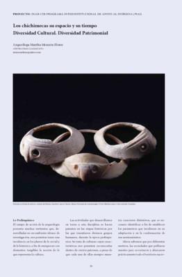 Los chichimecas su espacio y su tiempo. Diversidad Cultural. Diversidad Patrimonial