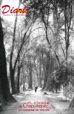 Suplemento 36. El bosque de Chapultepec: un manantial de historias