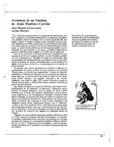 Aventuras de un Tourista de Jesús Martínez Carrión