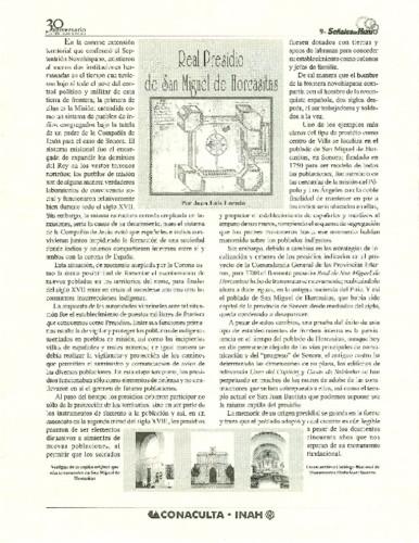 Real Presidio de San Miguel de Horcasitas