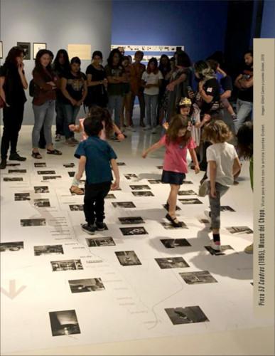 """""""Volveremos a abrazarnos"""". Estrategias participativas desde el arte contemporáneo para propiciar el reencuentro en el museo"""