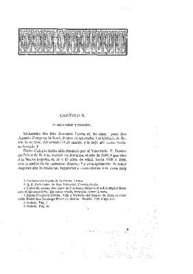 Leona Vicario. Capítulo X.- Su reclusión y proceso