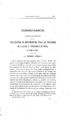 Índice alfabético de la colección de documentos para la historia de la guerra de Independencia de México, 1808 a 1821 por J. E. Hernández Dávalos.