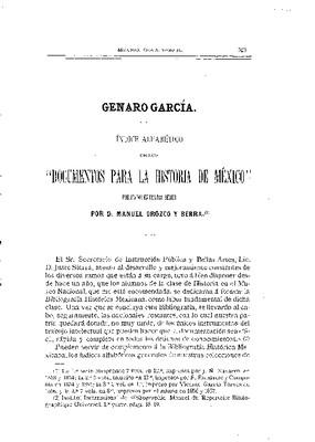 Documentos para la historia de la guerra de Independencia de México. 1808-1821, por J. E. Hernández Dávalos (Índice alfabético).