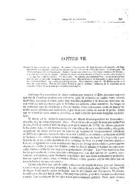 Libro Primero. Capítulo VII.- Pectoral de los sacerdotes de Coatlicue