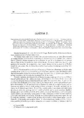 Libro Segundo. Capítulo II.- Dedicaciones