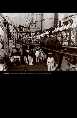 1914. De Veracruz a la Ciudad de México a través de la mirada de Hugo Brehme