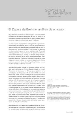 El Zapata de Brehme: análisis de un caso