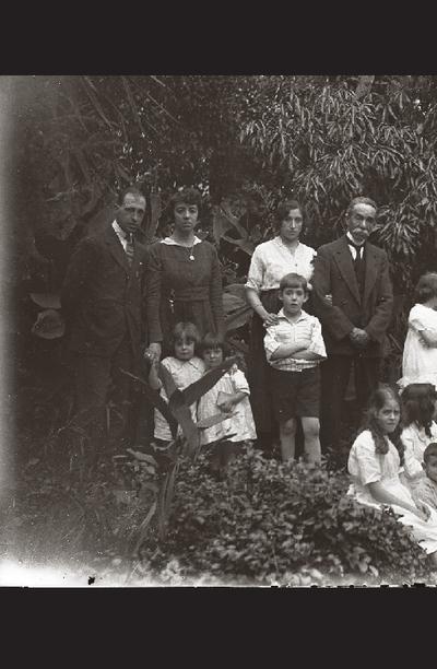 Los Echevarría: historia de una saga familiar